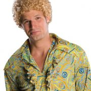 Blonde Tight Afro Wig