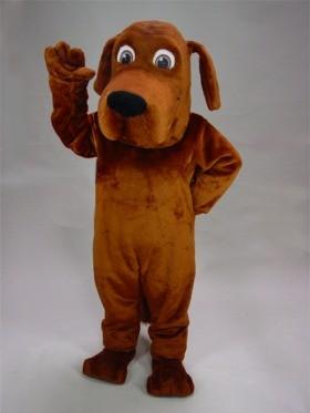 Bloodhound Mascot Costume