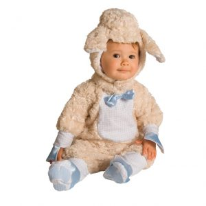Blue Baby Lamb Costume