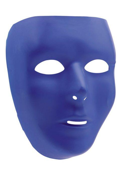 Blue Full Face Mask