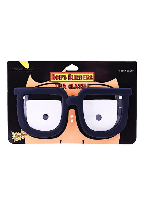 Bob's Burgers Tina Glasses