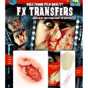 Bone Fracture Temporary 3-D Tattoo Kit