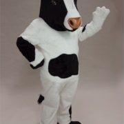 Boxie Cow Mascot Costume