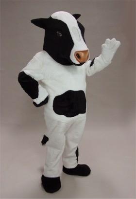 Boxie Cow Mascot Costume