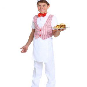 Boy's 50s Car Hop Costume