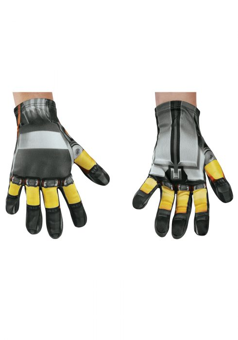 Boys Bumblebee Gloves