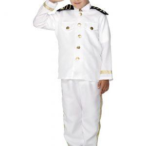 Boys Captain Costume