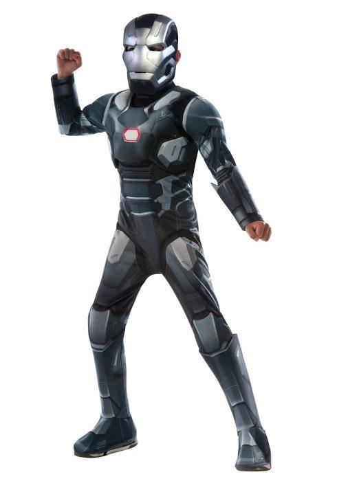 Boys Civil War War Machine Deluxe Costume