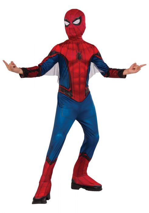 Boys Classic Spider-Man Costume