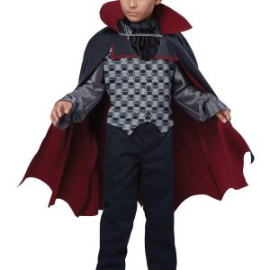 Boys Count Bloodfiend Vampire Costume