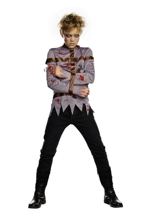Boys' Dark Straight Jacket Costume