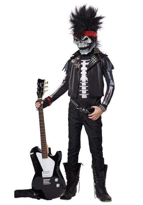 Boys' Dead Man Rockin' Costume
