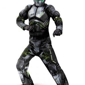 Boys Deluxe Commander C.O.R.E. Costume
