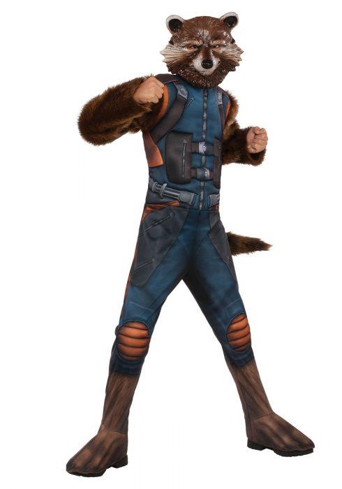 Boys Deluxe Rocket Raccoon