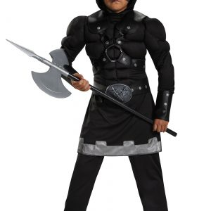 Boys Executioner Muscle Costume