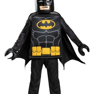 Boys Lego Batman Movie Batman Costume