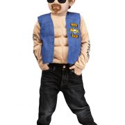 Boys Mini Biker Costume