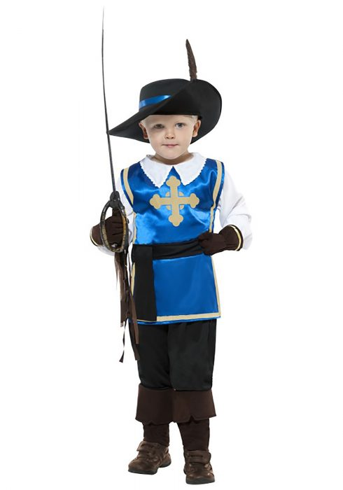 Boys Musketeer Costume