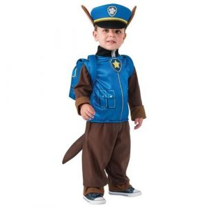 Boys Paw Patrol Chase Kids Costume