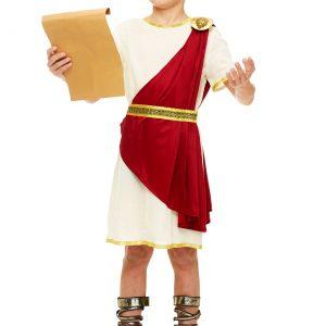 Boys Roman Senator Costume