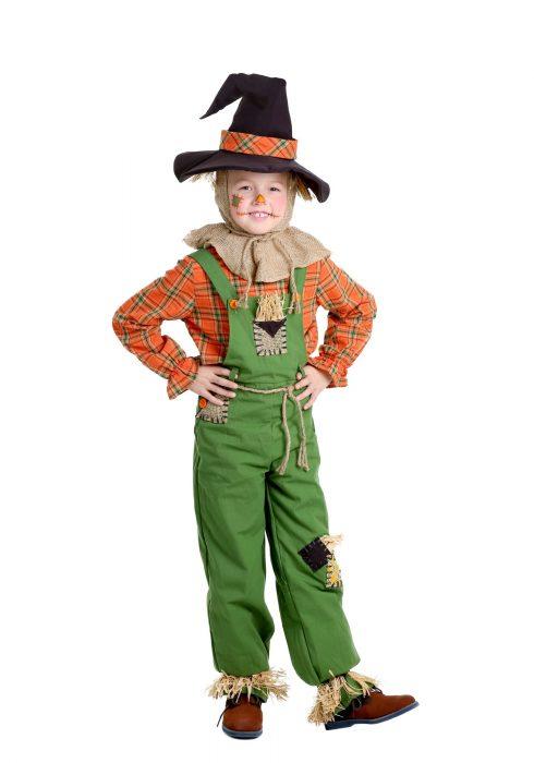 Boy's Scarecrow Costume