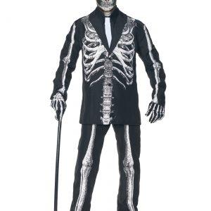 Boys Skeleton Suit