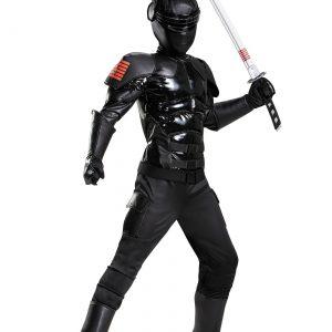 Boys Snake Eyes Prestige Costume