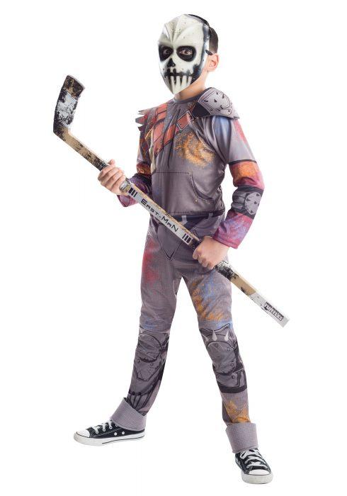 Boys TMNT Casey Jones Classic Costume