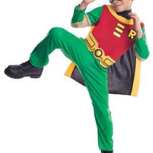 Boys Teen Titans Robin Costume