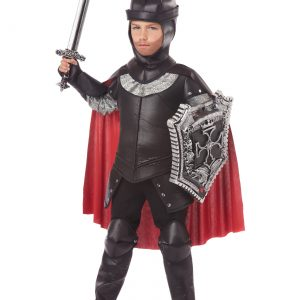 Boys The Black Knight Costume