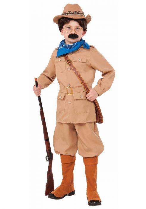 Boys Theodore Roosevelt Costume