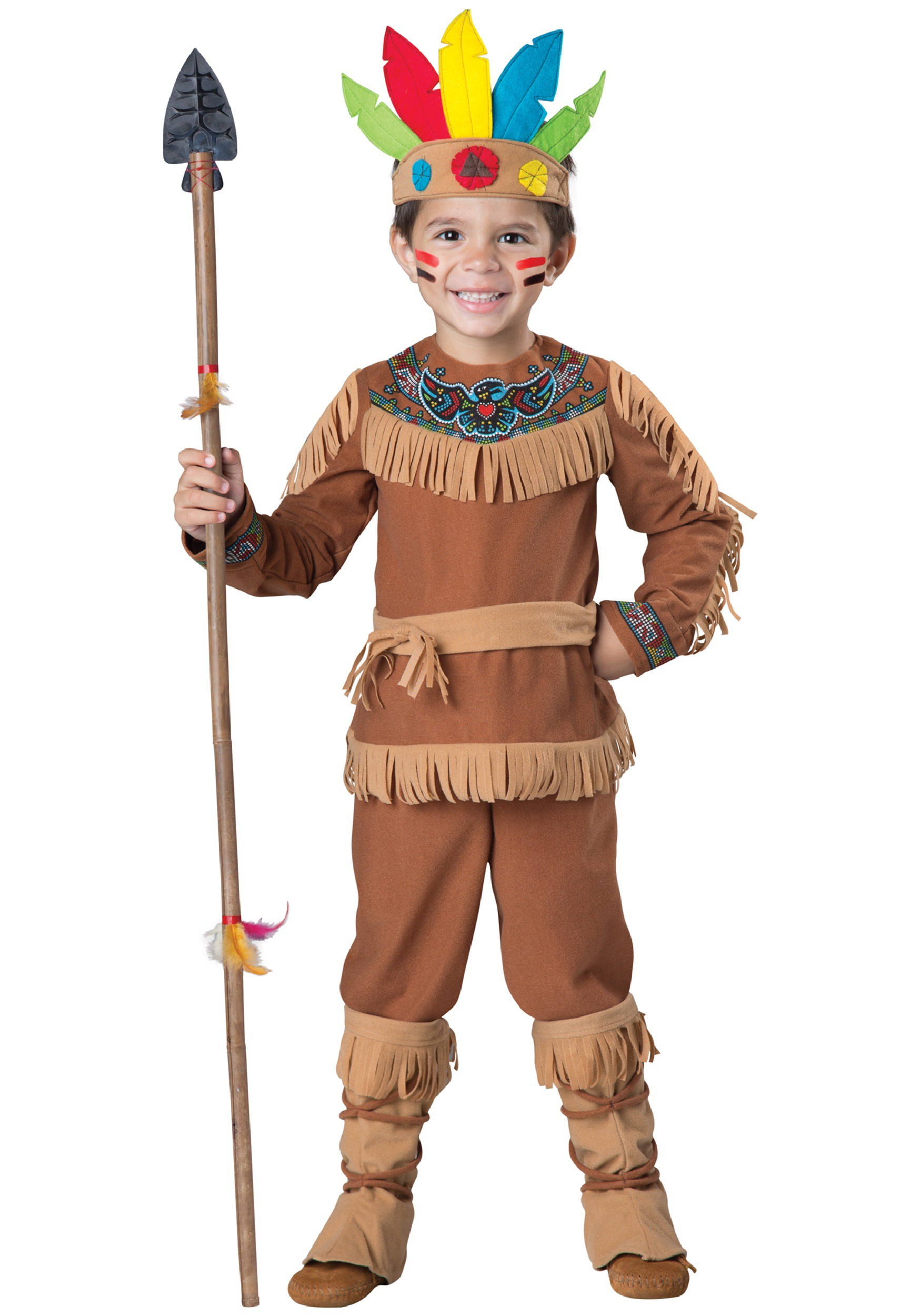 Child Indian Costumes