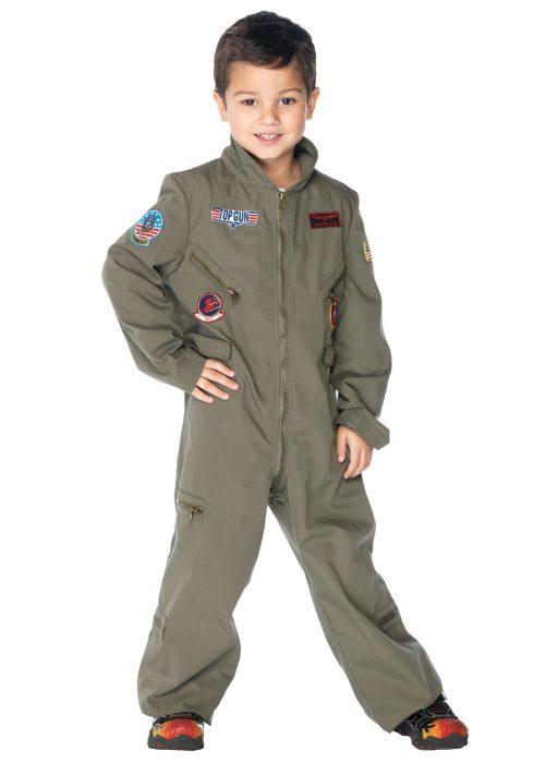 Boys Top Gun Costume