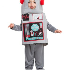 Boys Toy Robot Costume