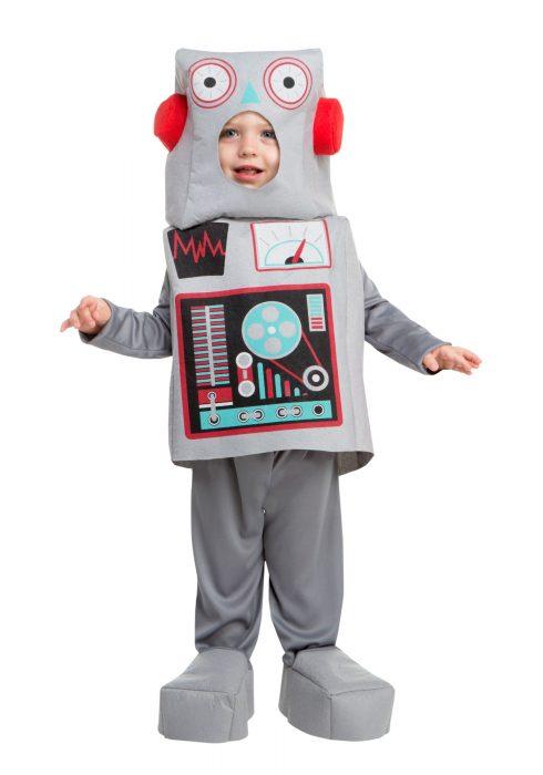 Boys Toy Robot Costume