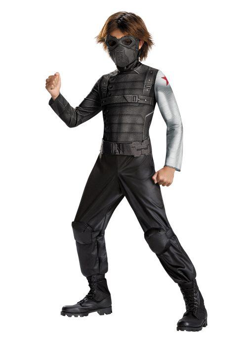 Boys Winter Soldier Classic Costume