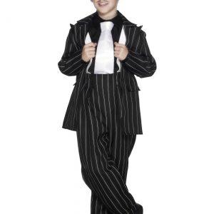 Boys Zoot Suit Costume