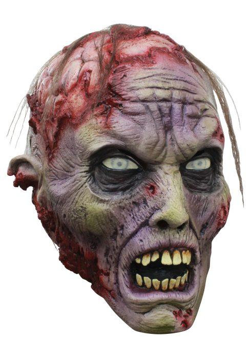 Brains! Zombie Mask
