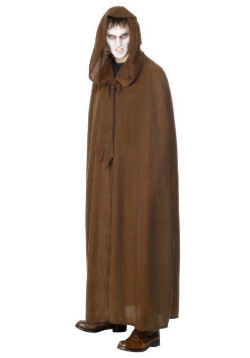 Brown Gravekeeper Cloak