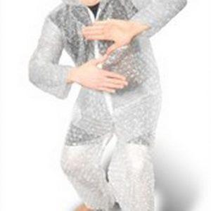 Bubblewrap Costume
