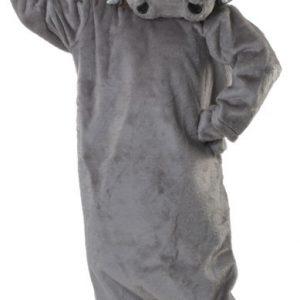 Bulldog Collared Mascot Costume