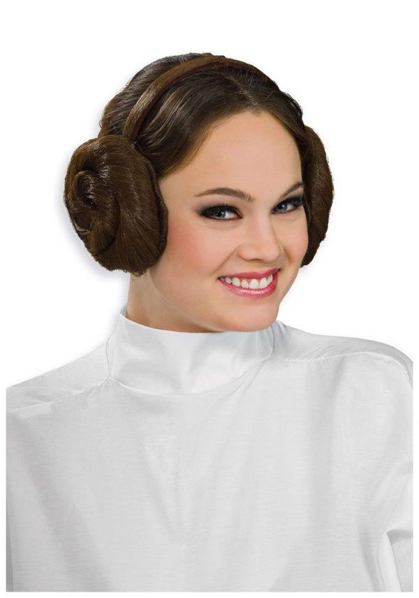 Bun Headpiece Princess Leia