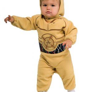C3PO Toddler Costume