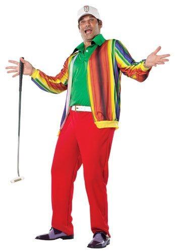 Caddyshack Al Czervik Costume