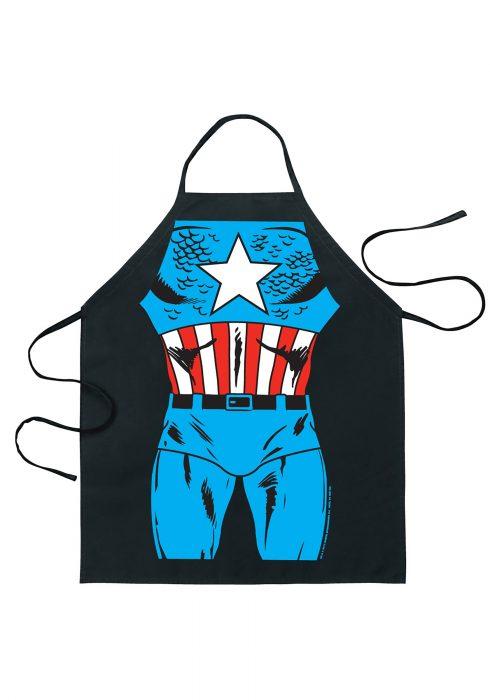 Captain America Character Apron