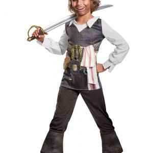 Captain Jack Sparrow Boys Classic Costume
