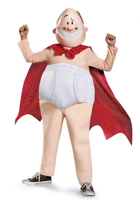 Captain Underpants Deluxe Child Costume