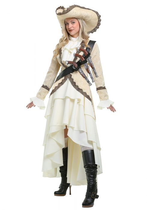 Captivating Pirate Women's Costume