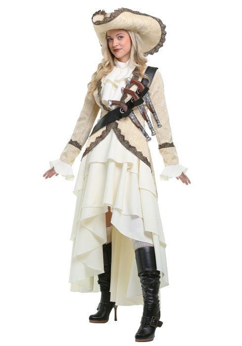 Captivating Pirate Women's Plus Size Costume