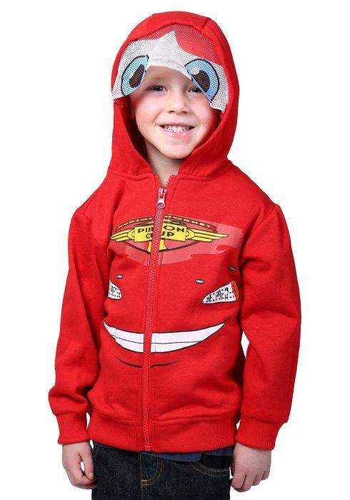 Cars Lightning McQueen Toddler Costume Hoodie